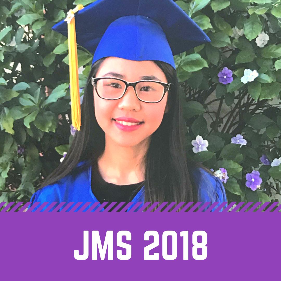 Emily - A JMS Graduate Success Story
