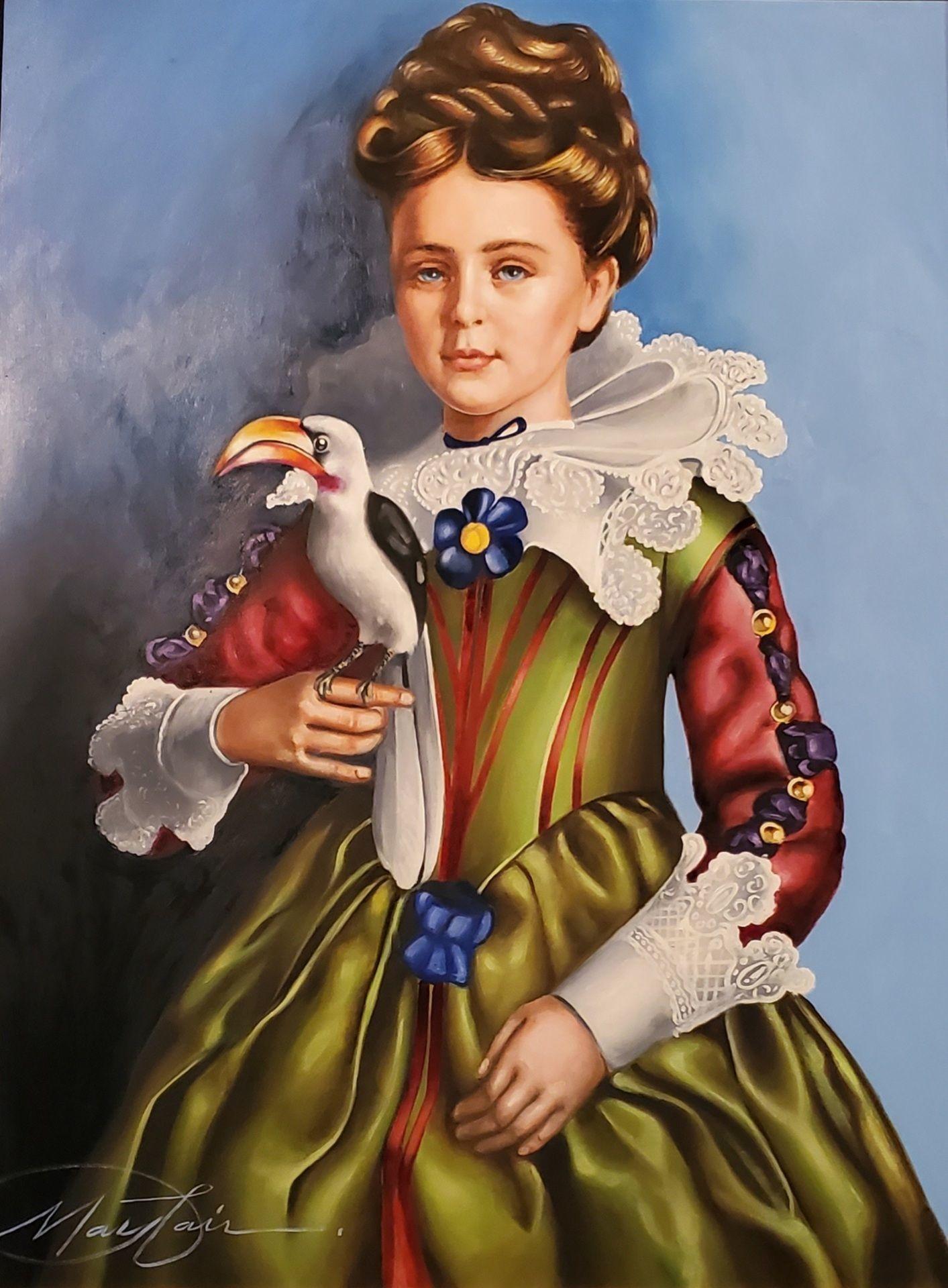 Little Ms. St. Claire