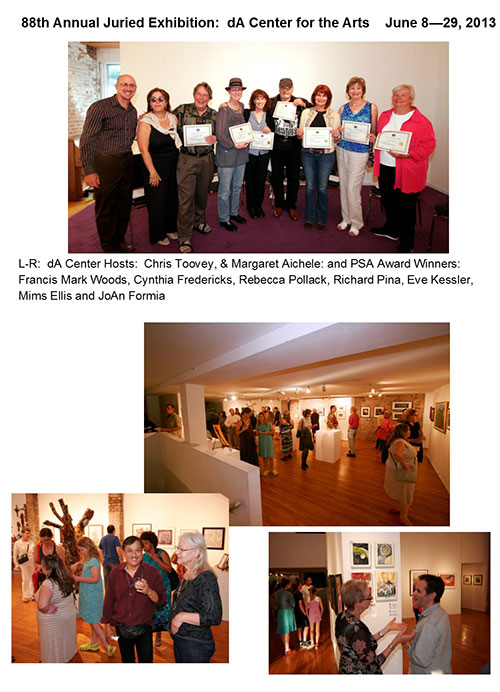 2013 - 88th Annual Juried Exhibition