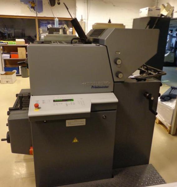 Heidelberg Printmaster