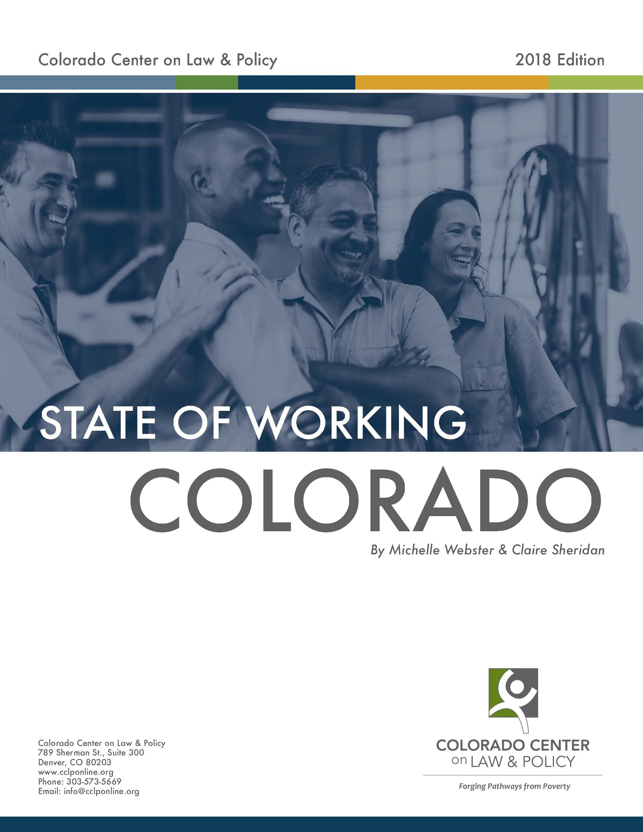 State of Working Colorado 2018