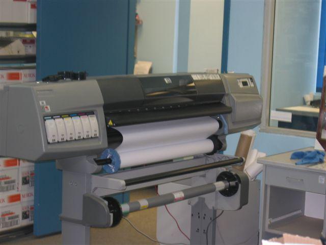 HP Designjet 5500 ps