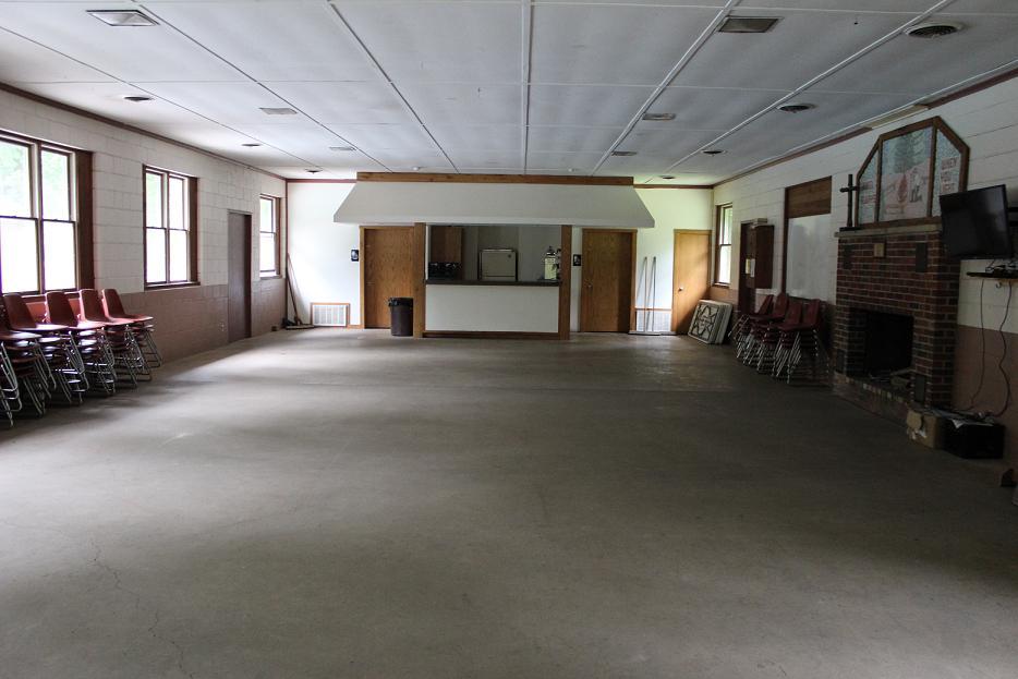 Wallace Hall Interior II