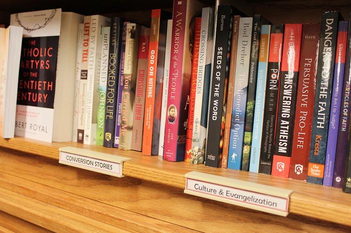 Books on Conversion Stories, Culture & Evangelization