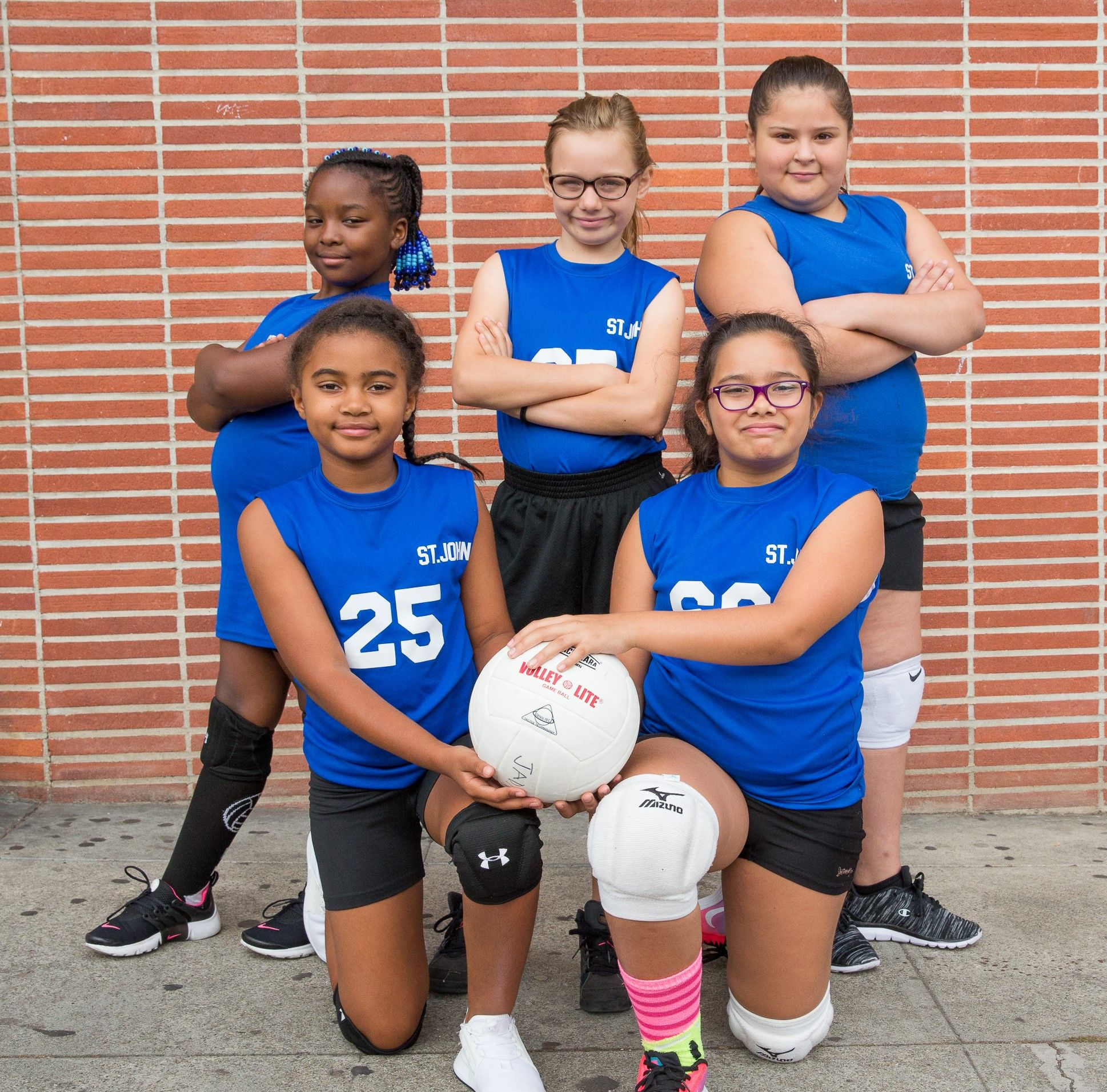 Catholic Charities Of San Francisco What We Do Children Youth Services Cyo Athletics