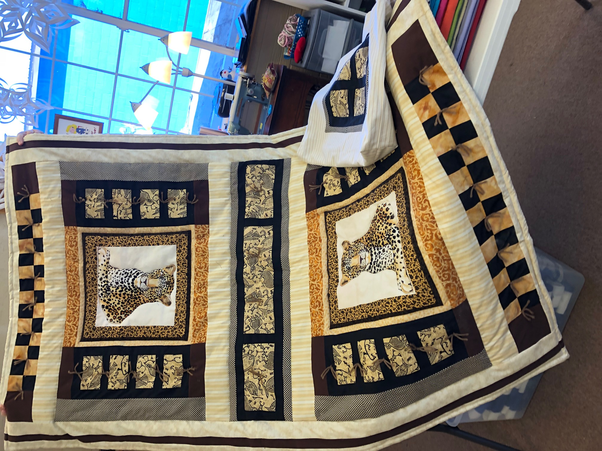 Youth Pieced Quilt