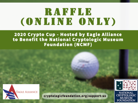 2020 Crypto Cup Raffle & Mulligan Tickets 9/13-9/22