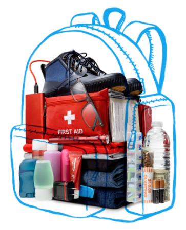 Disaster Preparedness / Preparación para el desastre