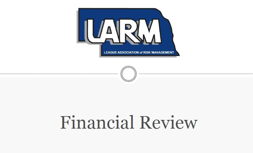 LARM Financial Review 2019