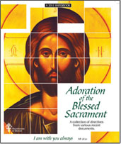 Adoration of the Blessed Sacrament - Booklet