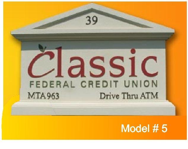 M6790 -  Standard Monument Model #5