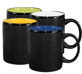 11 oz Ceramic Mugs