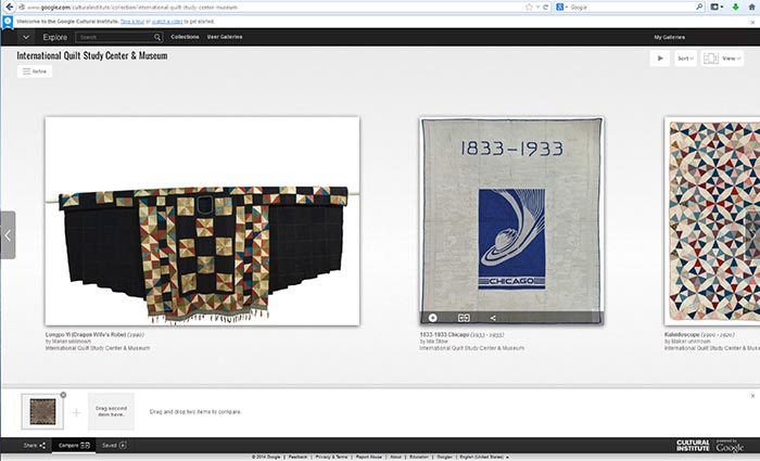 IQSCM Brings its Masterpieces onto the Google Art Project