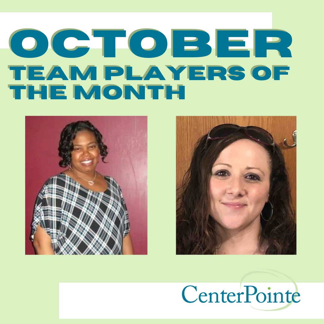 October Team Players of the Month