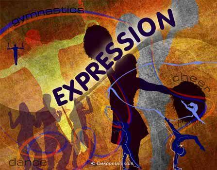 Exspression