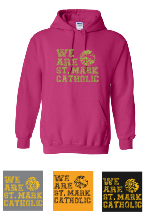 We Are St. Mark Shirt - Hooded Sweatshirt