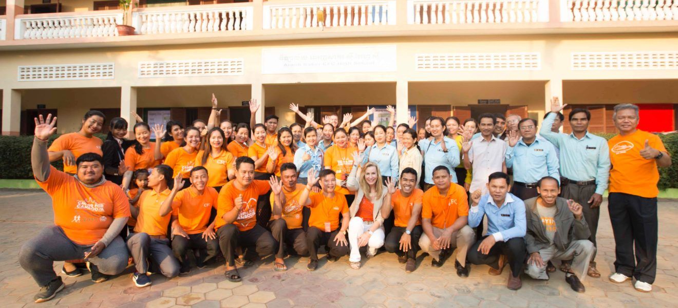 Voices from Siem Reap – April 2019
