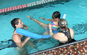 """Autism Speaks Grant funds The Autism Project's """"Healing Waters"""" program"""