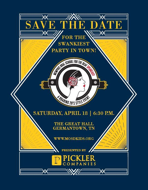 9th Annual SpeakEasy Gala presented by Pickler Companies