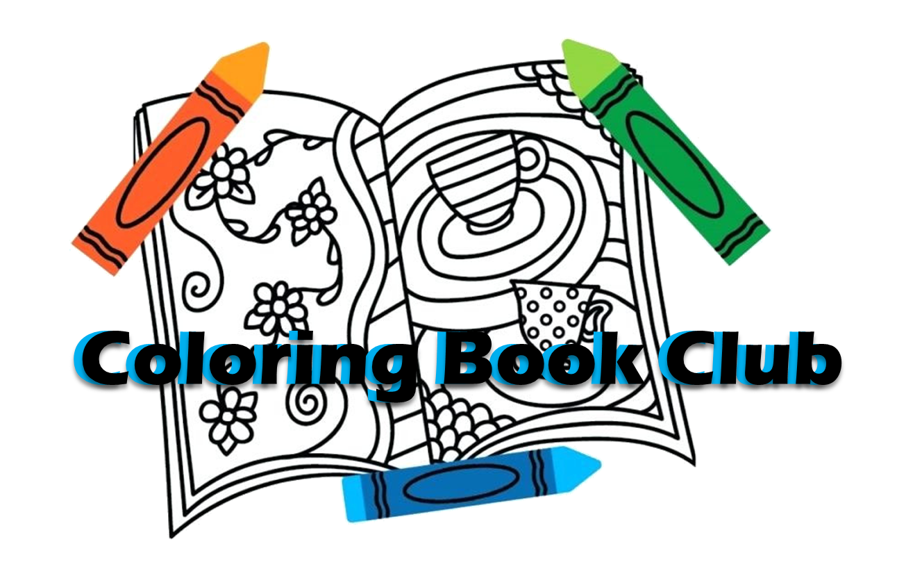Coloring Book Club 2 SOLD OUT
