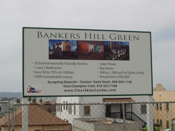 Real Estate and Site Signs