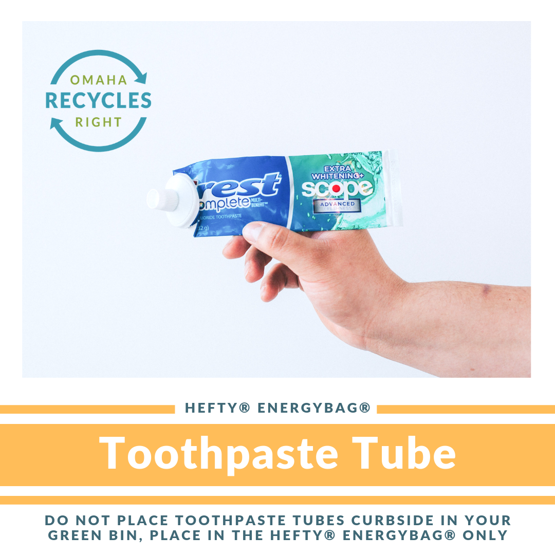 Toothpaste Tube