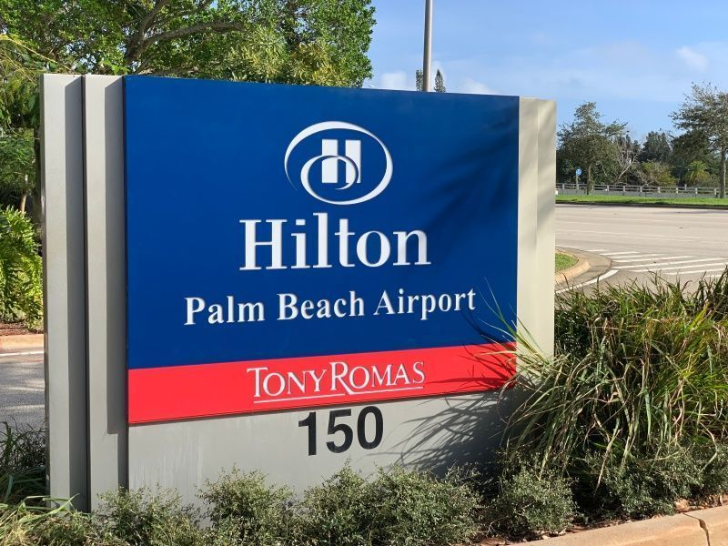 Commercial Signs - Monument Signs - Sign Partners Boca Raton, FL