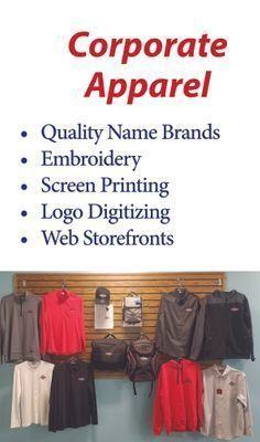 Corporate Apparel Catalog