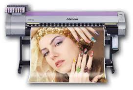 JV33 printer w/print