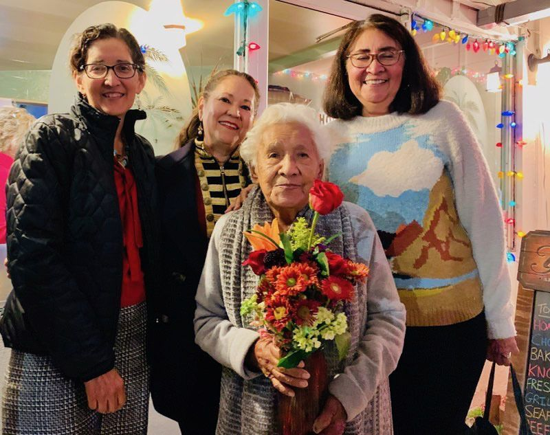 A Century of Service: Hispanic pastoral center honors centenarian parishioner