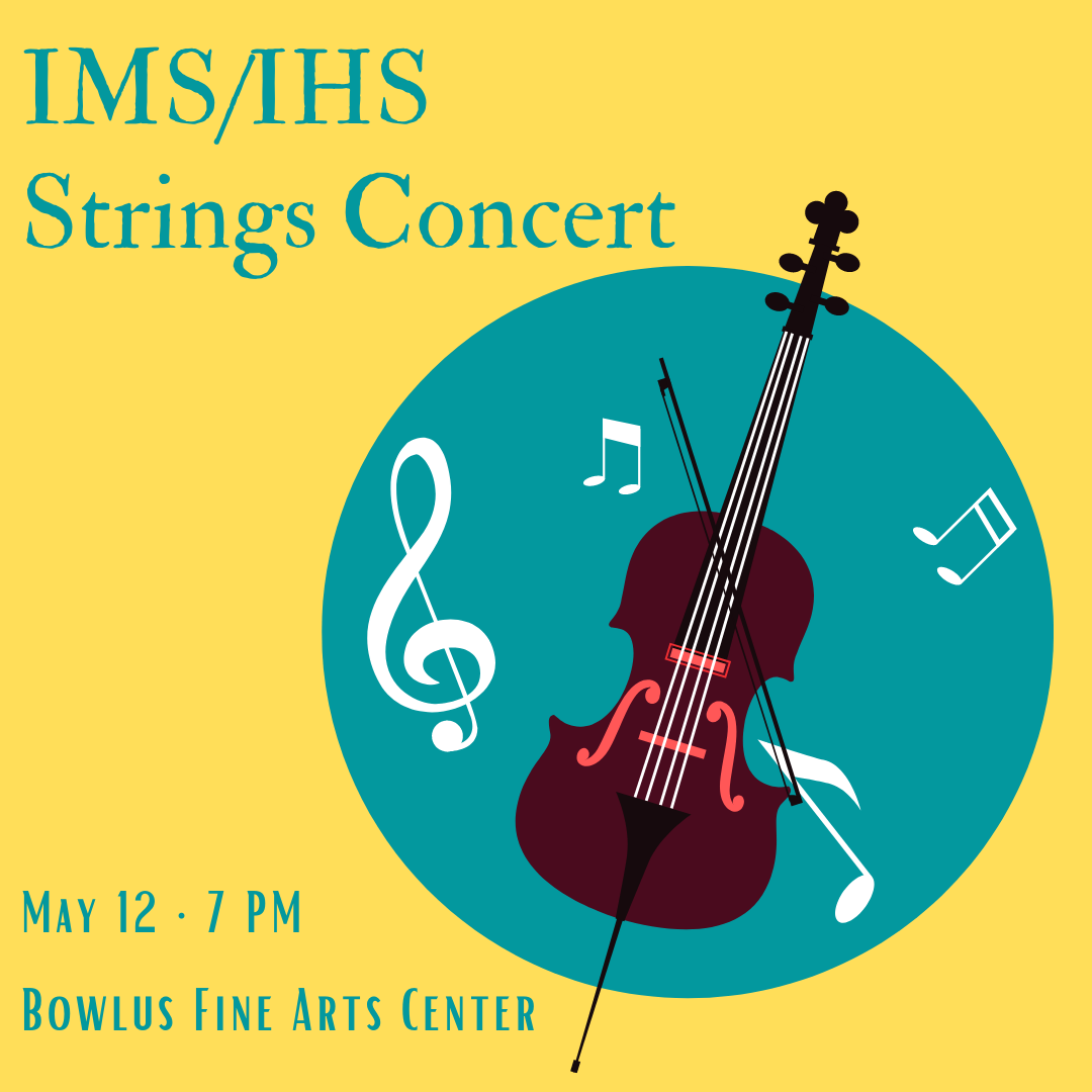 IHS/IMS Strings Concert