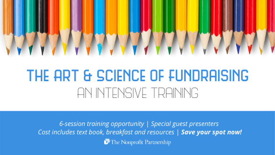 The Art & Science of Fundraising Course