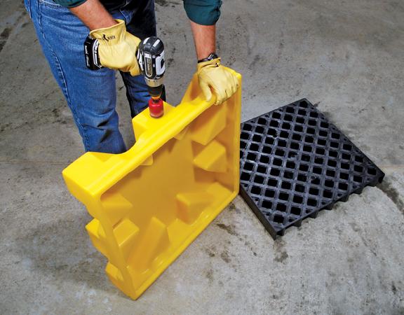 A01PF305 1-Drum Ultra-Spill Deck®