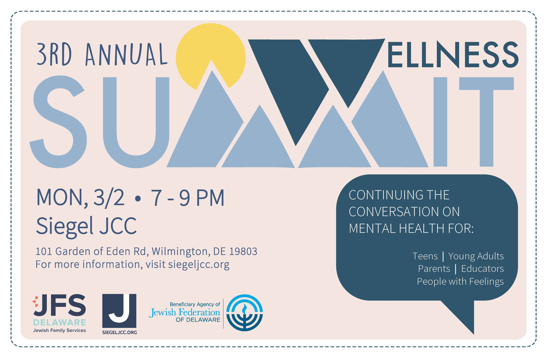 3rd Annual Wellness Summit