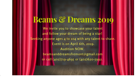 We are Looking for TALENT!