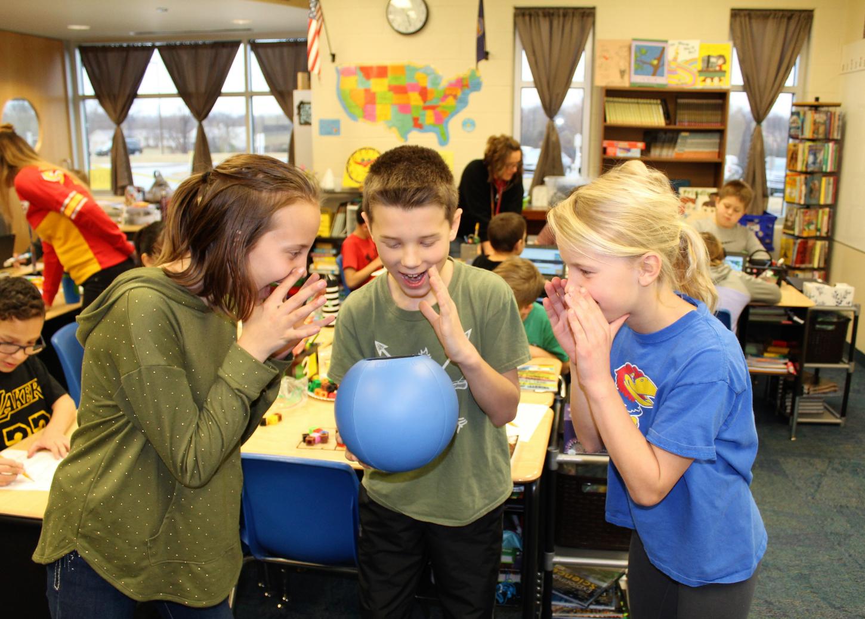 EES Classroom Grant: Qball