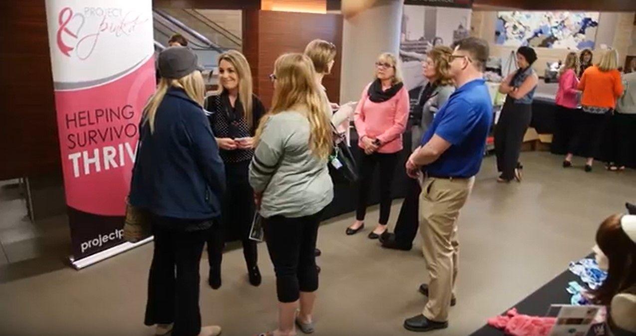 Project Pink'd and Nebraska Medicine Partner for BARE event