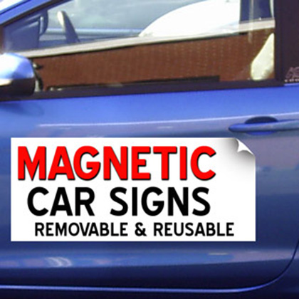 Magnetic Signs | Hayes Graphics