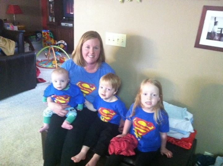 We love our Kuhl Superheroes!