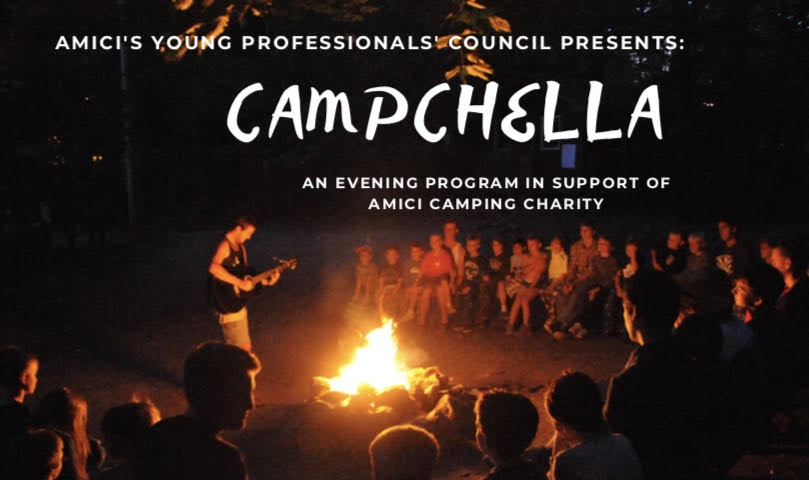 Get your ticket for Campchella today!