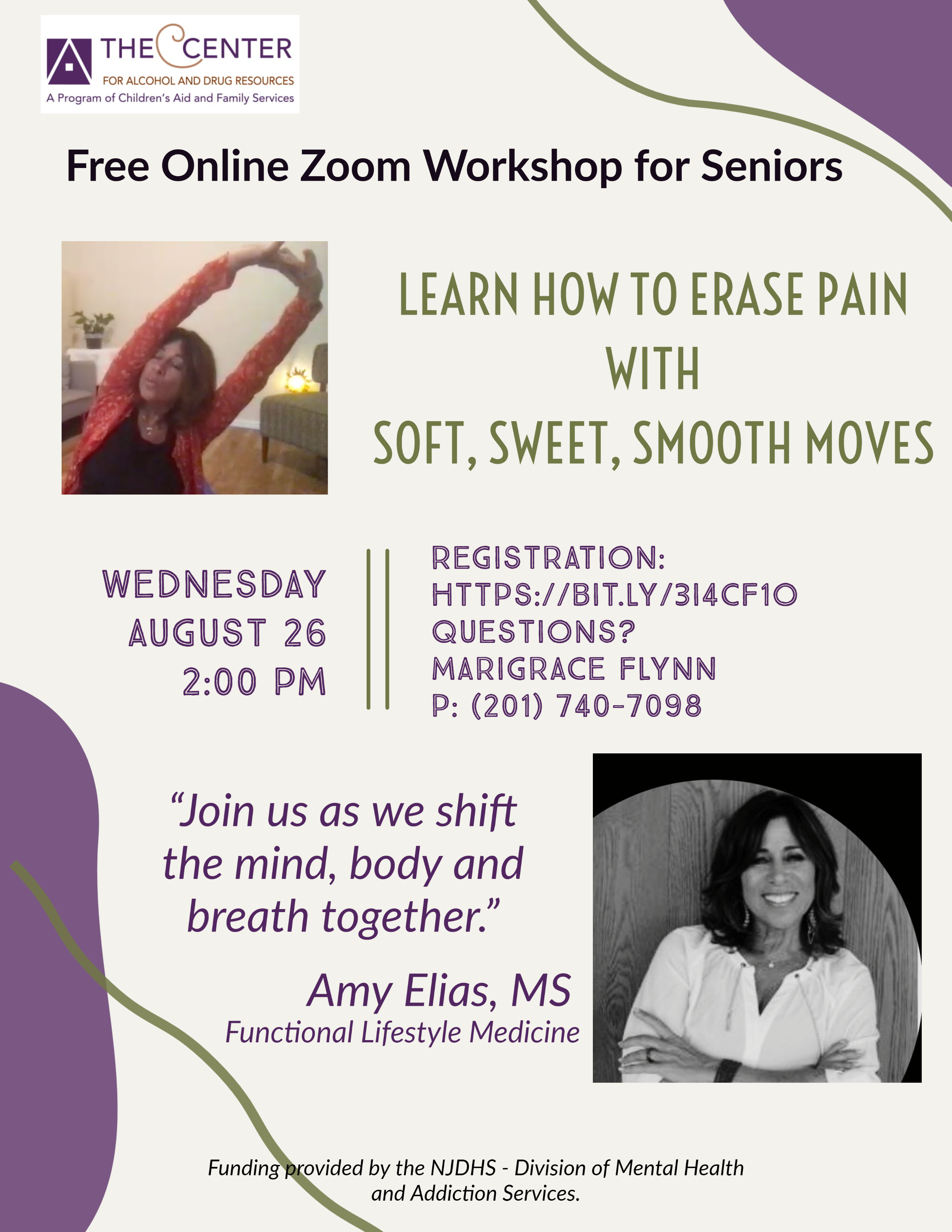Ease Pain with Soft, Sweet, Smooth Moves