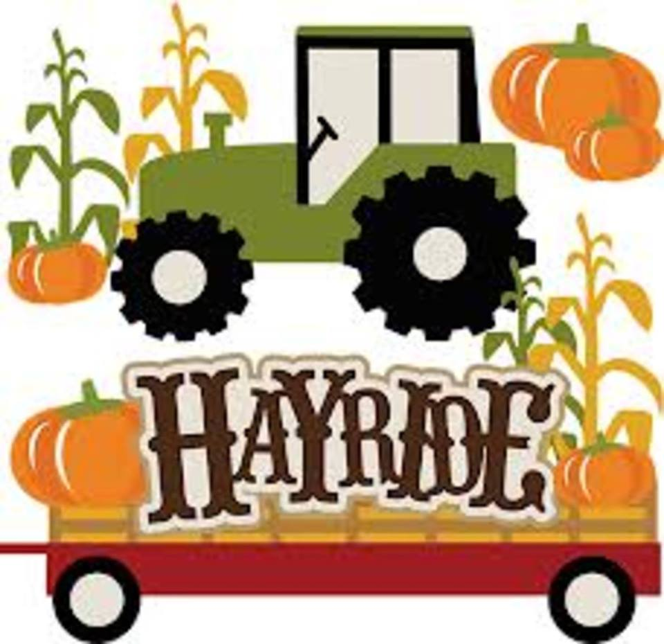 SMILE is Going on a Hayride!
