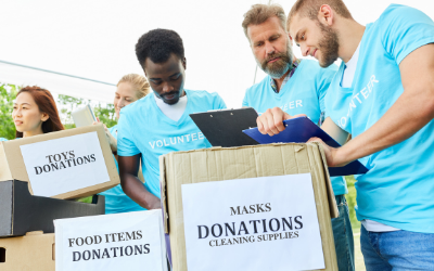 Host a Drive for Non-monetary Donations