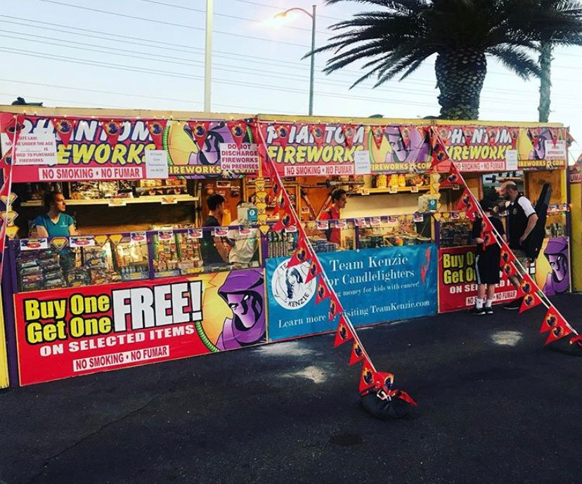 Southern Nevada nonprofits hope to see boost from firework sales