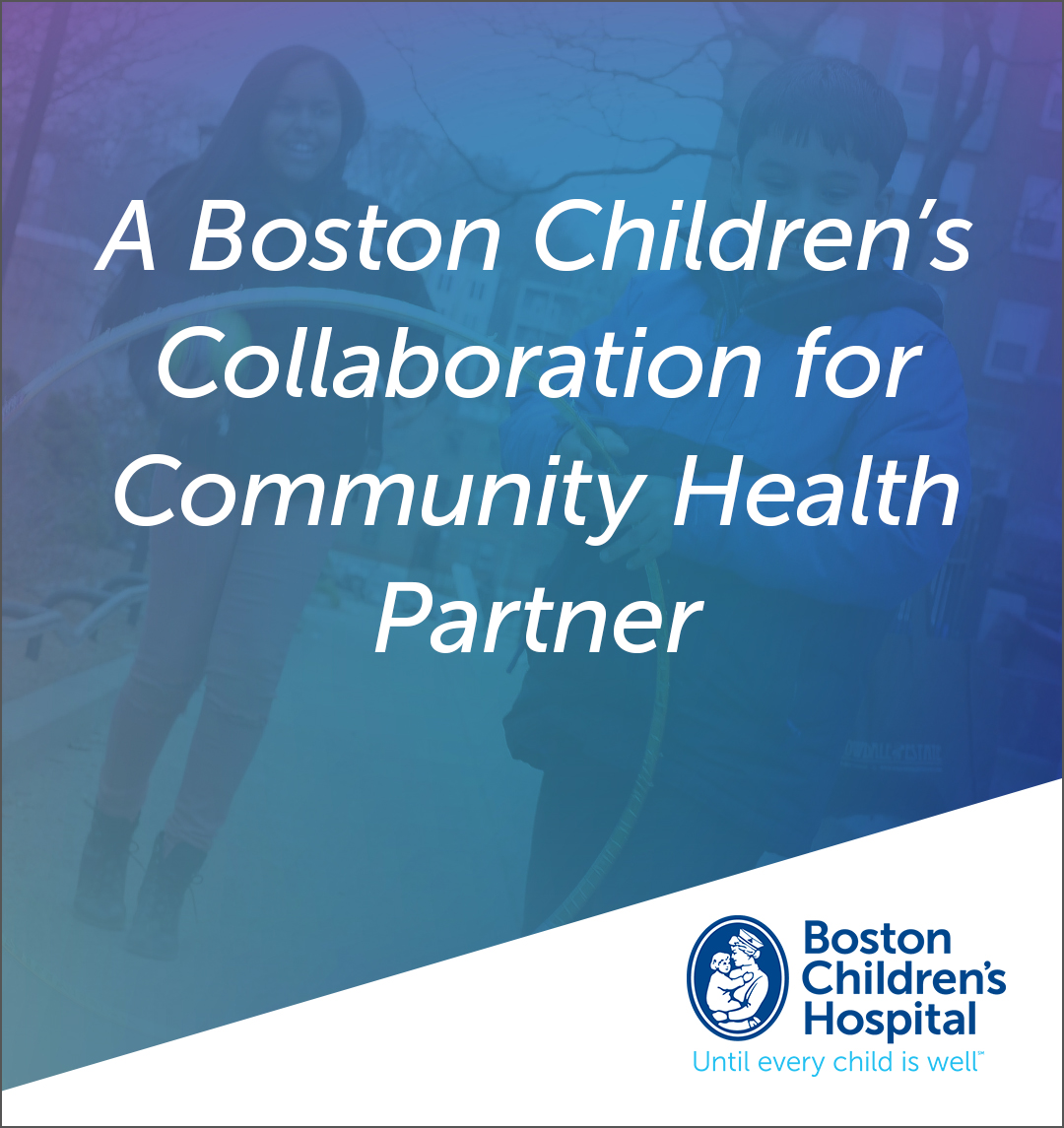 CFCS Receives $225,000 Grant from Boston Children's Hospital for Permanency Work