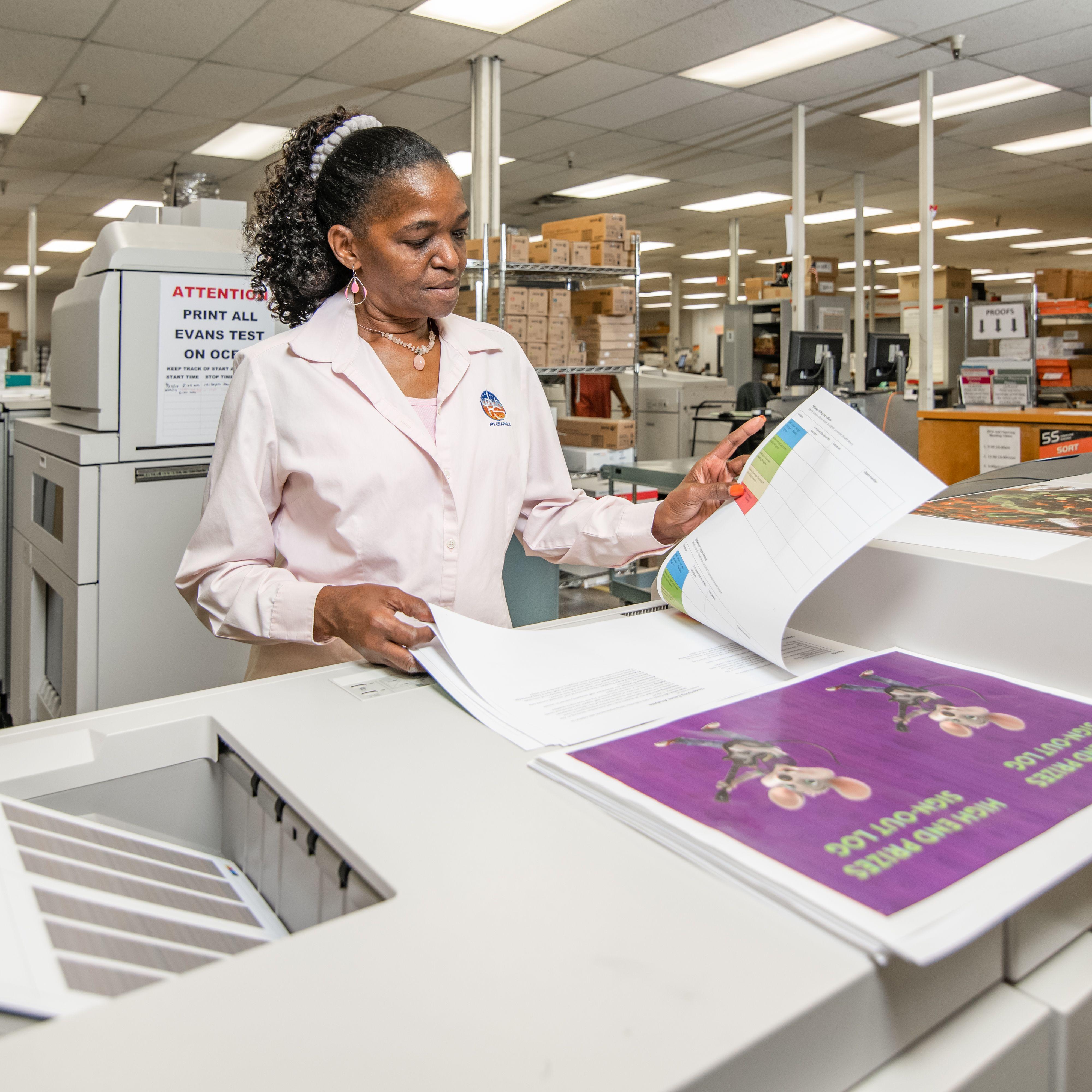 Book Printing & Binding
