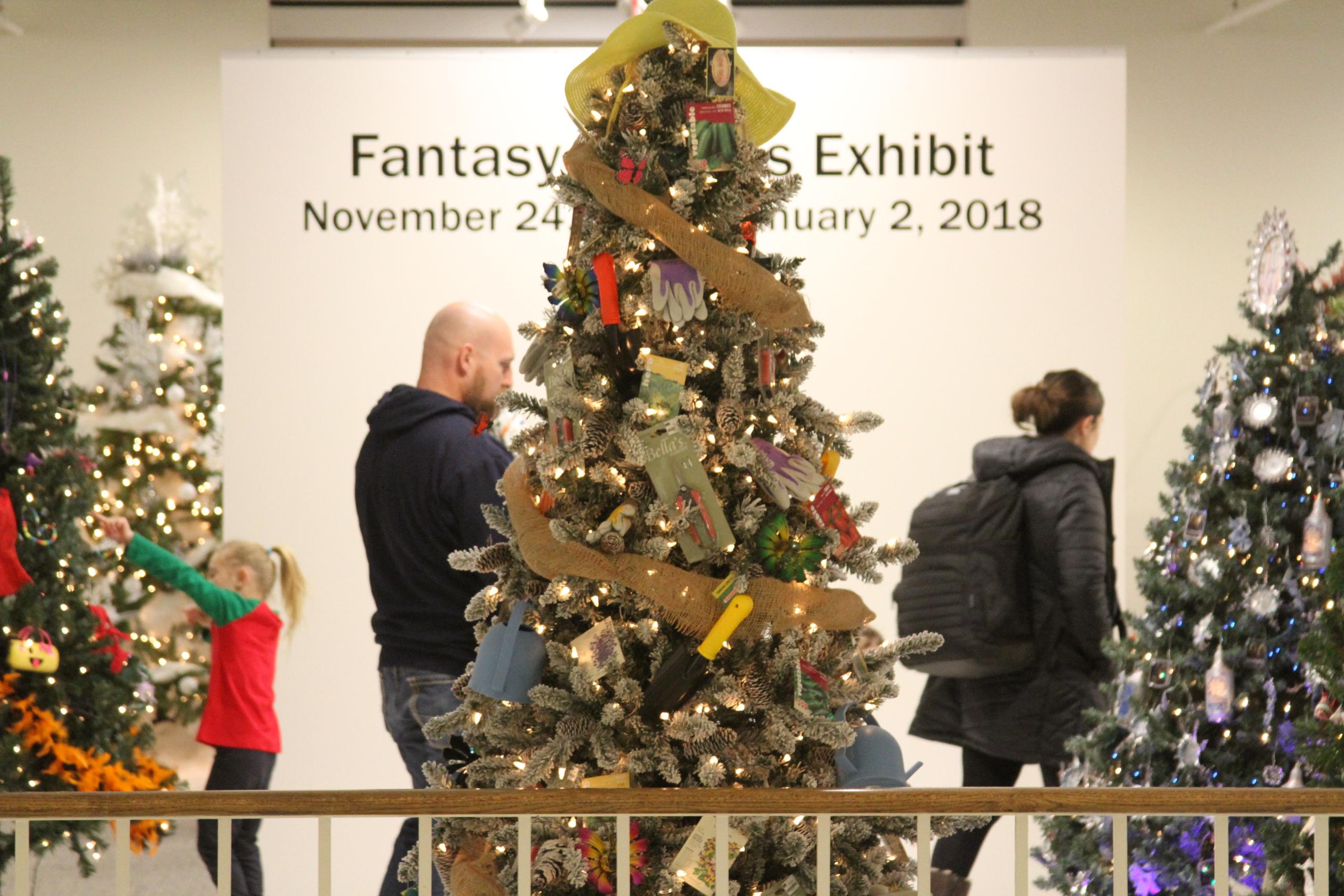 Fantasy of Trees