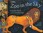 Free Live Storytime:  Zoo in the Sky: A Book of Animal Constellations
