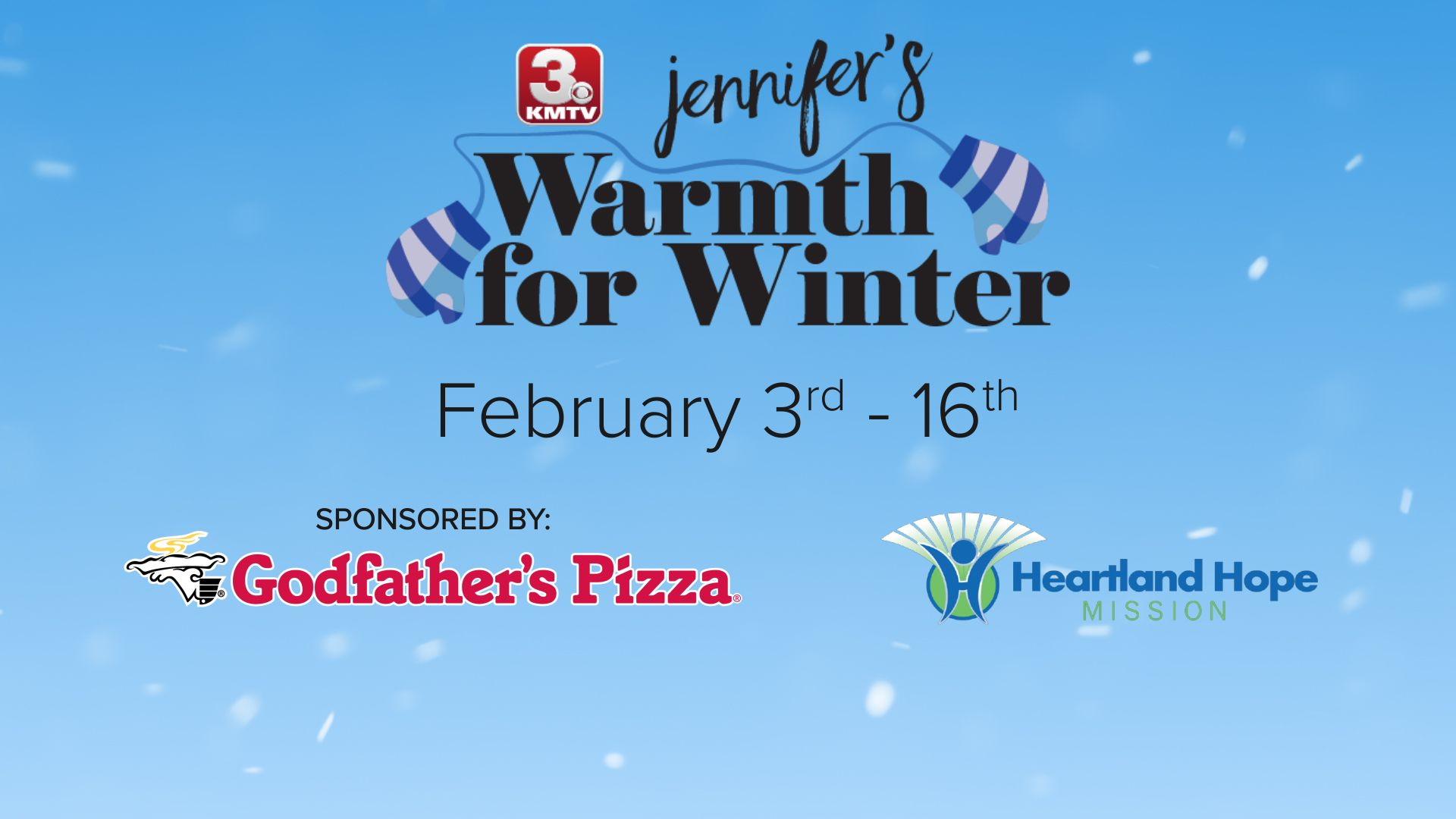 Jennifer's Warmth for Winter Coat Drive