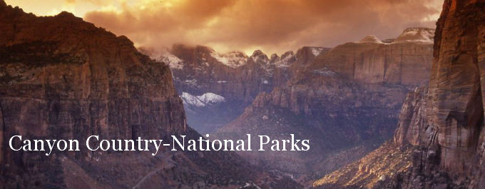 Canyon Country & National Parks